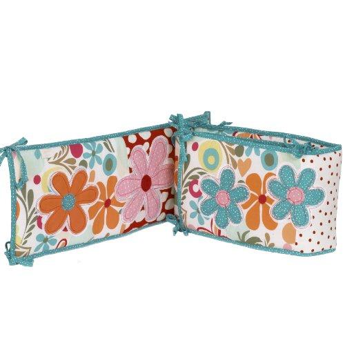 Cotton Tale Designs Lizzie Bumper, Multi