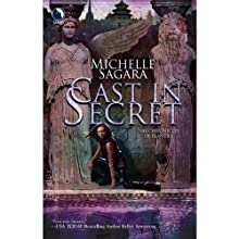 Cast in Secret: Chronicles of Elantra, Book 3 (       UNABRIDGED) by Michelle Sagara Narrated by Khristine Hvam