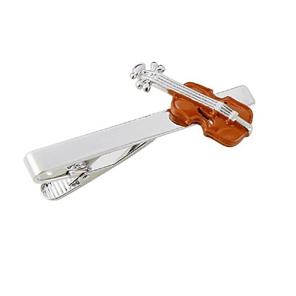 Violin Cufflinks Music Musician Instrument Harmony Party Gift Band