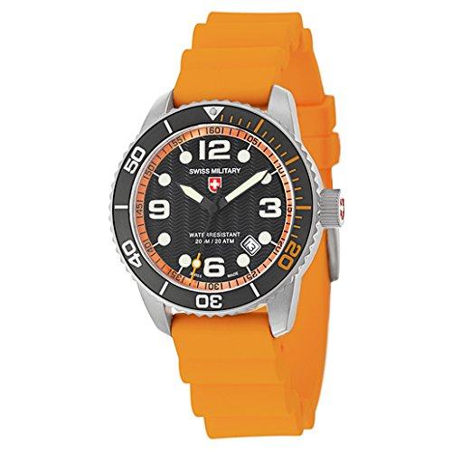 CX Swiss Military Watch Marlin Scuba 27031