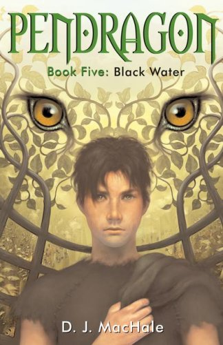 Cover of Black Water (Pendragon)