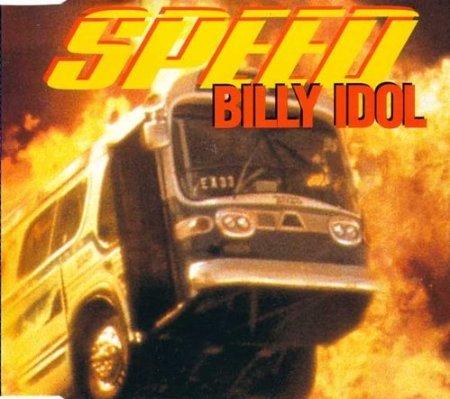 SPEED- CD single 2 tracks Card Sleeve- Billy IDOL