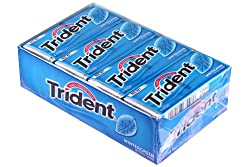 Trident Val U Pak Wintergreen 12 Packs