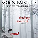Finding Amanda Audiobook by Robin Patchen Narrated by James L. Rubart