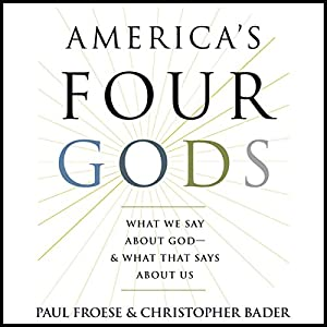 America's Four Gods Audiobook