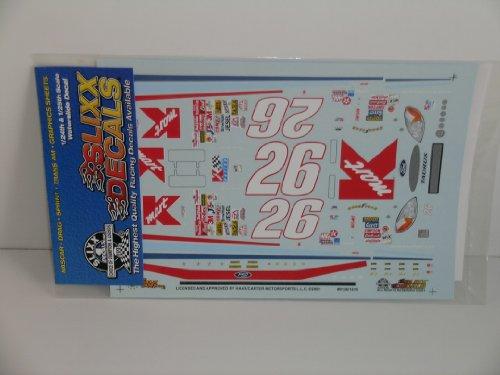 slixx-racing-car-decals-k-mart-for-revell-2000-taurus