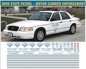 Bill bozo ohio state patrol motor carrier for Ohio motor carrier enforcement