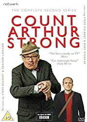Count Arthur Strong: The Complete Second Series [DVD]