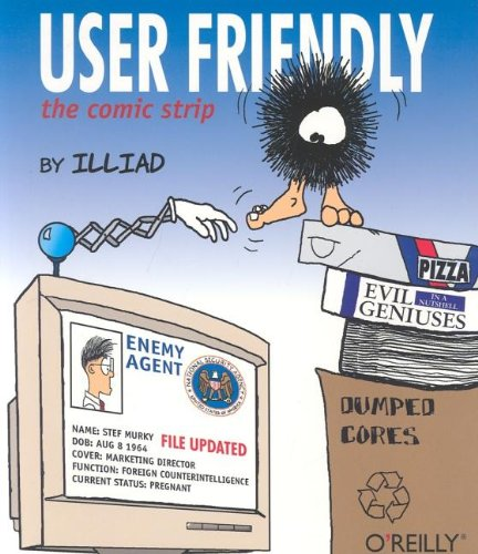 User Friendly: The Comic Strip