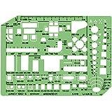 Linex Professional Furniture Template Scale