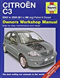 Citroen C3 Petrol & Diesel Service and Repair Manual: 2002-2009 (Haynes Service and Repair Manuals)