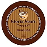 12 K-cup GLORIA JEANs Sampler, Guaranteed 6 Different Types of GLORIA JEANs K-cups! NEW Caramel Almond Torte, Mudslide, Butter Toffee, Macadamia Cookie, Hazelnut & Frenchg Vanilla Supreme!