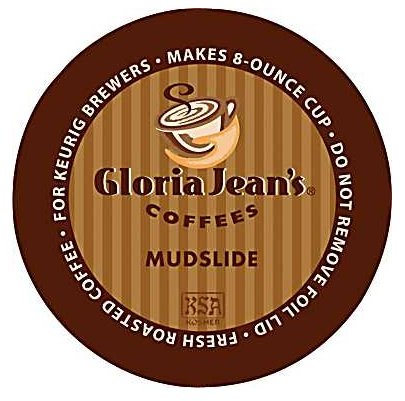 12 K-cup GLORIA JEAN's Sampler, Guaranteed 6 Different Types of GLORIA JEANs K-cups! NEW Caramel Almond Torte, Mudslide, Butter Toffee, Macadamia Cookie, Hazelnut & Frenchg Vanilla Supreme!