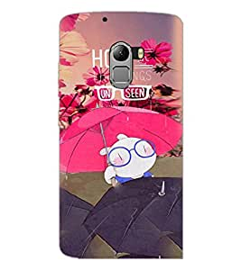 PrintDhaba Quote D-3887 Back Case Cover for LENOVO VIBE X3 c78 (Multi-Coloured)