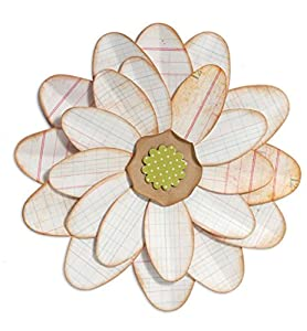 "Sizzix ""Flower Petal Power"" Bigz Die by Eileen Hull"