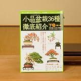 本:小品盆栽36種徹底紹介(下)