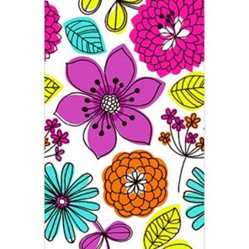 table cover pl 54 x 102 floral chic