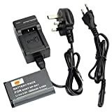 DSTE® NP-BX1 Rechargeable Li-ion Battery + Charger DC134U for Sony NP-BX1, NP-BX1/M8 and Sony Cyber-shot DSC-RX1R, DSC-RX1R/B, DSC-HX300, DSC-RX1, DSC-RX100, DSC-RX100 II, DSC-RX100 III, DSC-RX100/B, DSC-RX100M2, DSC-RX100M2/B, DSC-RX1B, DSC-WX300, DSC-W
