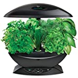 Miracle-Gro AeroGarden 7-Pod Indoor Garden with Gourmet Herb Seed Kit, Black (Lawn & Patio)