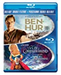 Ben Hur / Ten Commandments [Blu-ray]