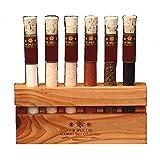 Salt Collection - Gourmet Sea Salt Sampler Collection No.2b - A collection of 6 Finishing Salts - Taste the world of Salt TM