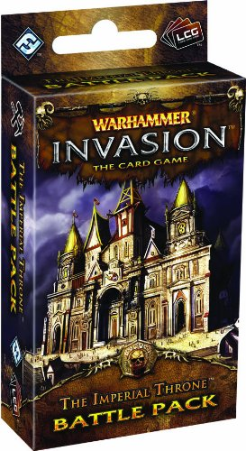 Warhammer Invasion LCG: The Imperial Throne Battle Pack