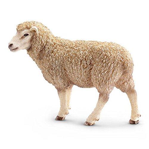 Schleich Sheep Toy Figure - 1