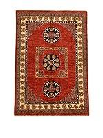 Design Community By Loomier Alfombra Ozbeki Ziegler A Rojo 165 x 237 cm