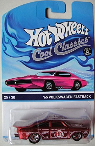 HOT WHEELS COOL CLASSICS '65 VOLKSWAGEN FASTBACK 25/30