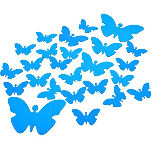 Butterfly Wall Stickers Decal Removable Art Acrylic Decor Home
