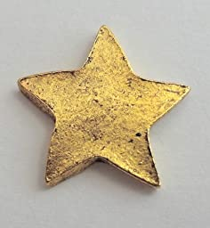 T-530AG Antique gold Stars