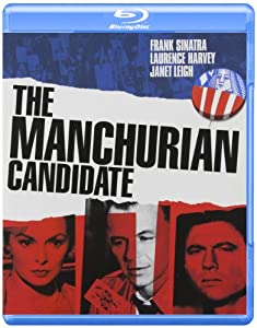The Manchurian Candidate [Blu-ray] (Bilingual) [Import]