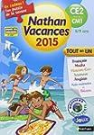 Cahier de vacances  - CE2 - CM1 8 - 9...
