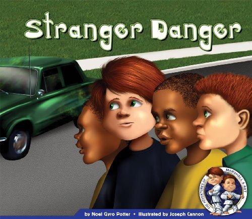 Stranger Danger (Adventures Of Marshall & Art)