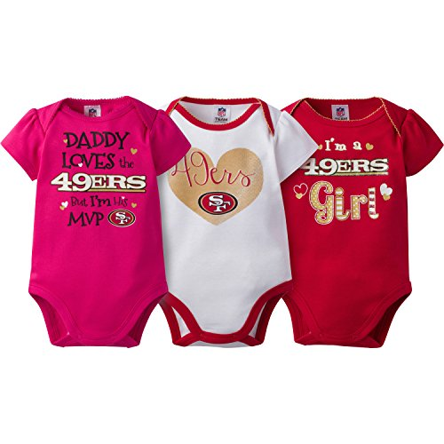 49ers Baby Jersey, San Francisco 49ers Baby Jersey, 49ers Baby Jerseys