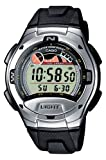 Casio W-753-1AVES Mens Digital Resin Strap Watch