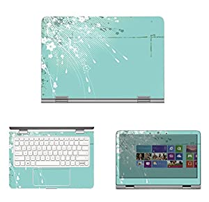 Decalrus - Protective Decal Skin skins Sticker for HP Spectre x360 2