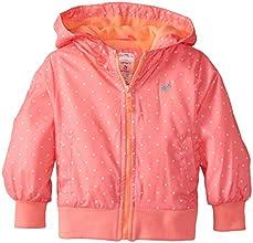 Carter39s Little Girls39  Midweight Printed Jacket