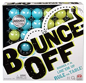 Bounce-Off Game from Mattel Games