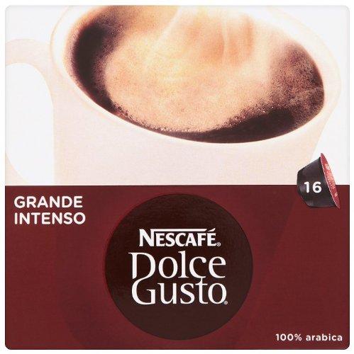 NESCAFÉ Dolce Grande Intenso 16 Capsules (Pack of 3, Total 48 Capsules)