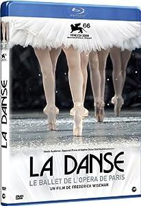 La danse : le ballet de l'opéra de Paris [Blu-ray]