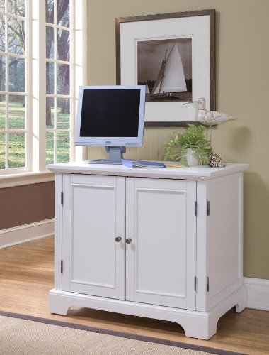 home styles naples computer cabinet discount office desk