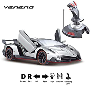 Review of Holy Stone 2962A Lamborghini Veneno Gravity Sensor Radio Control Car