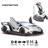 Holy Stone 2962A Lamborghini Veneno 1/14 Scale, Gravity Sensor Radio Control Vehicle Diecast Model