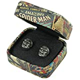 Marvel Hulk Cufflinks in Comic print presentation box