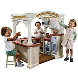 Step2 LifeStyle Grand Walk In Kitchen Toys Games