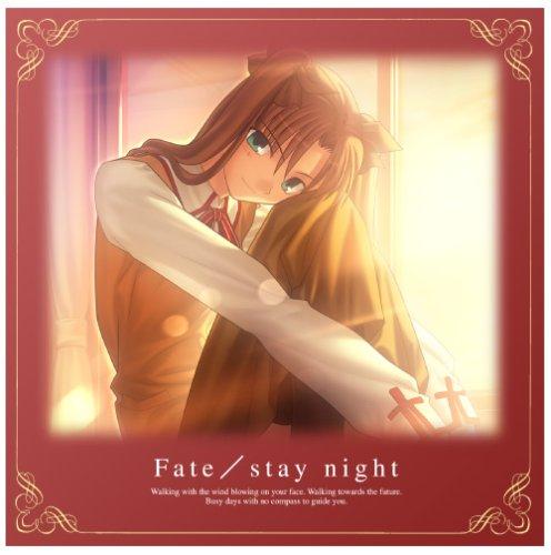 Fate stay night  遠坂凛クッションカバー