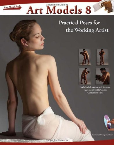 Art Models 8: Practical Poses for the Working Artist (Art Models compare prices)