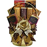 Art of Appreciation Gift Baskets Containing Godiva Gold Premium Chocolate