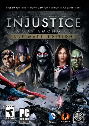 Injustice: Gods Among Us – Ultimate Edition – Windows (select)